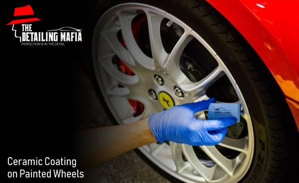 Ceramic Coating Service for Car in Delhi NCR