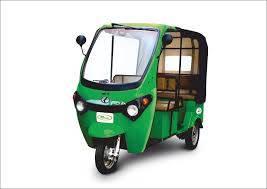 Manufacturers of Electric Rickshaw