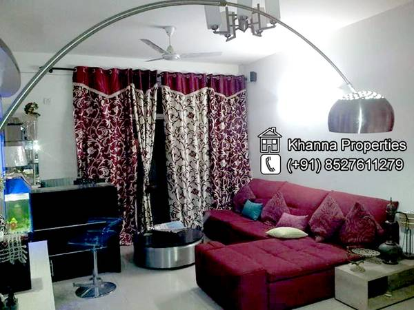 3bhk Rental Flats in Tagore Garden at best Price- Khanna