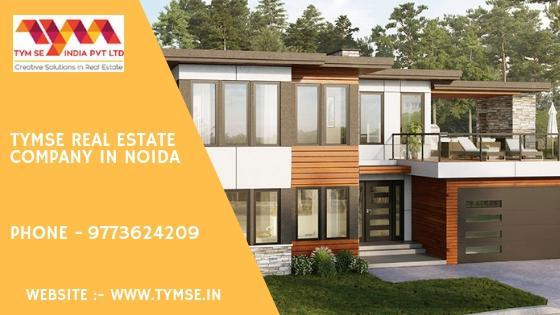 Best real estate agent in Noida Tymsein