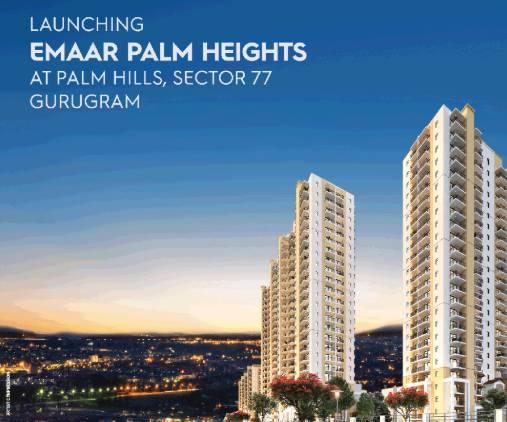 Emaar Palm Heights Gurgaon | Emaar Palm Heights floor plan
