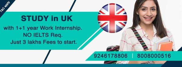 5 GREAT REASONS TO STUDY MASTERS IN UK FOR INDIAN STUDENTS