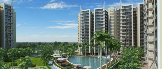 Azea Botanica 3BHK Luxury Apartments in Vrindavan Yojna