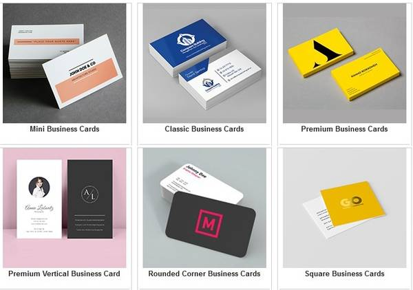 Personalized Business Cards Online Delhi