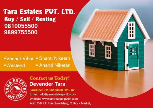 Residential floor for Rent in Anand Niketan
