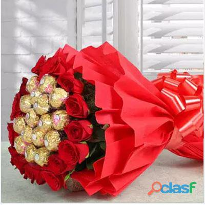 Top online flower shop in Delhi/NCR region