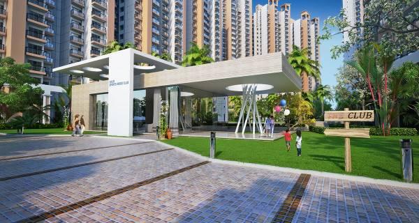 Own a lavish home in Gaur Sportswood Noida