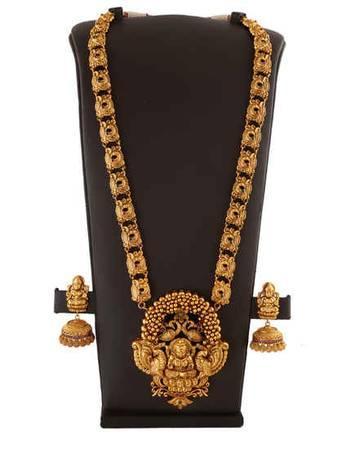 Buy Designer Long Necklace Online at Best Price