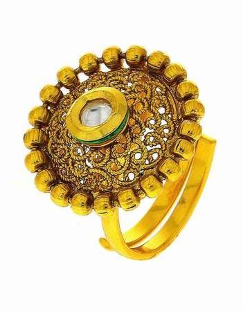 Buy Finger Rings for Girls Online | Anuradha Art Jewellery
