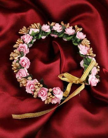 Buy Hair Accessories for Girls Online at Anuradha Art