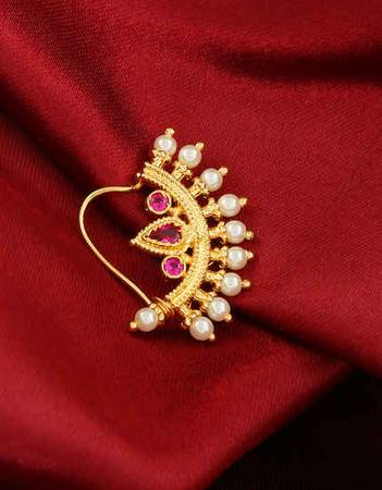 Buy Latest Nose Rings Online at Best Price in India