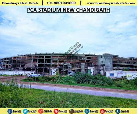 Omaxe 3bhk Flats The Resort New Chandigarh 95O1O318OO