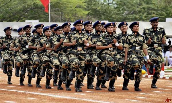 CAPF coaching in Delhi by Cadets Academy