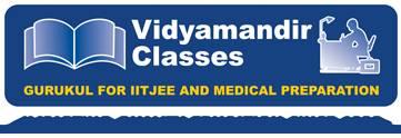 Pass your Medical Entrance Exam from Vidyamandir Classes