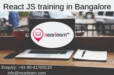 React JS training in Bangalore
