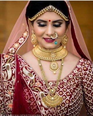 Bridal Makeup Services in Mumbai - The Wedding Trunk