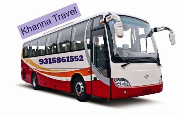 Bus Rental Services | Budget-Friendly and Safe | Khanna