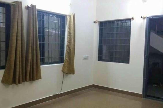 2 BHK Semi Furnished House Vishveshwara nagar near NIE Coll