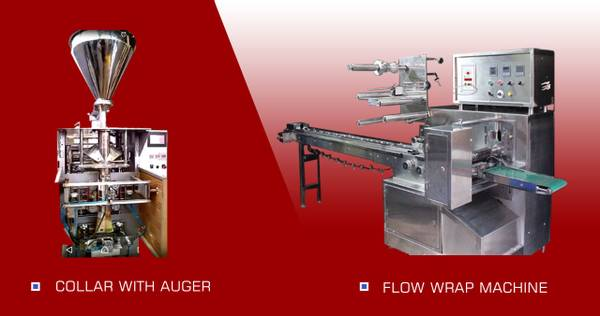 Automatic form fill sealing machine manufacturers in india