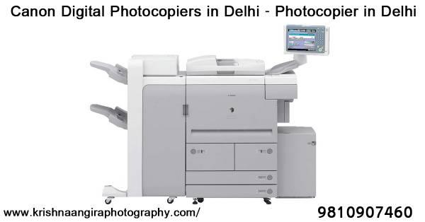 Canon Digital Photocopiers in Delhi - Photocopier in Delhi