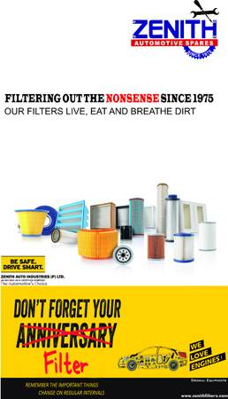 fuel filters manufactures in India