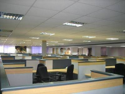 sq.ft Fabulous office space For rent at St.Marks Road