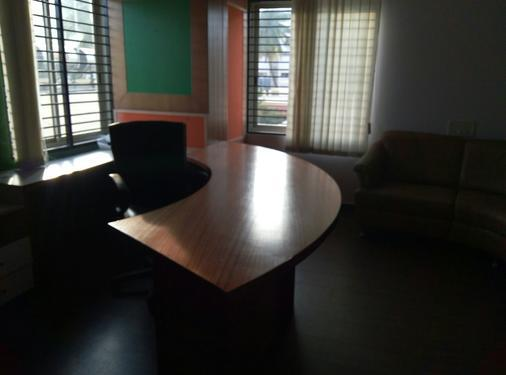 1600sft fully furnished office space for rent in rajajingar