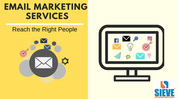 Best Email Marketing Services in Hyderabad | Sieve Softech