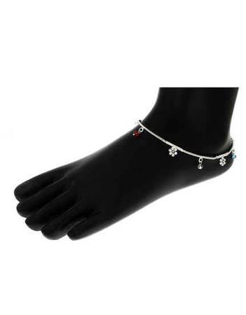Buy Anklets for Girls & Anklet Bracelet Online at Anuradha