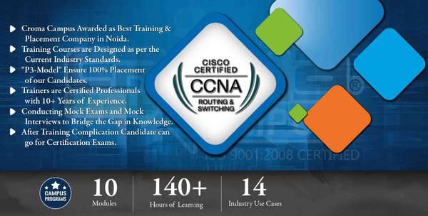 Cisco Certification Training in Delhi