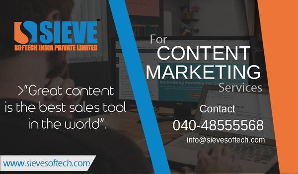 Content Marketing Agency in Hyderabad | Content Strategy |