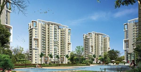 Emaar Palm Gardens – Luxury Ready to move Apartments bang