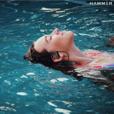 Hammer Zest-H Waterproof Sports Bluetooth Earphone