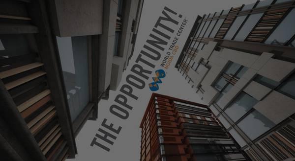 Own a Premium Office Space in WTC CBD Noida Call @