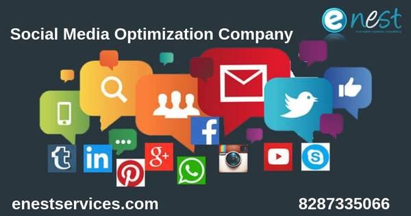 SMO Services in Delhi | Social Media Optimization Company