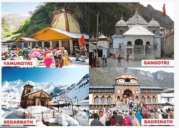 Shri Krishna Tours And Travels - Chardham Yatra Tour Package