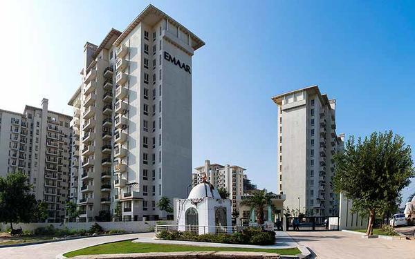 Emaar Emerald Estate Luxury 3BHK Apartments