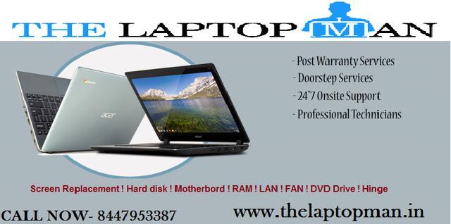Find Best Acer Laptop Service Center in Delhi