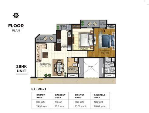 Rishita Mulberry Heights Apartments on Amar Shaheed Path