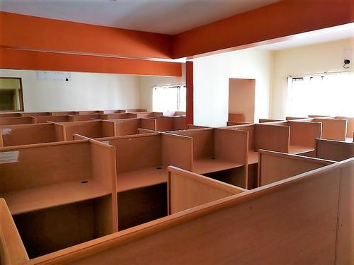 Fully furnished plug play office space rent in Kuvempu nagar
