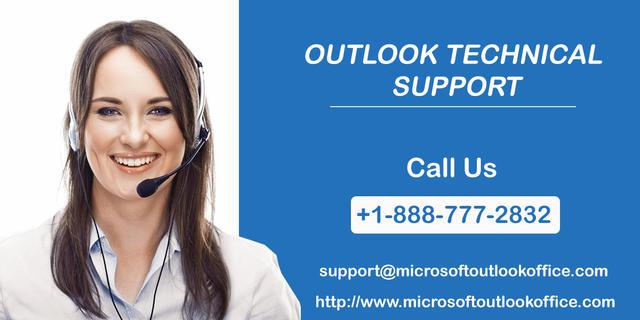 Get Live Outlook Technical Support At 18887772832