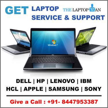 Get the best laptop screen replacement in east delhi