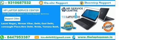 Best HP laptop Service Center in Delhi East Delhi