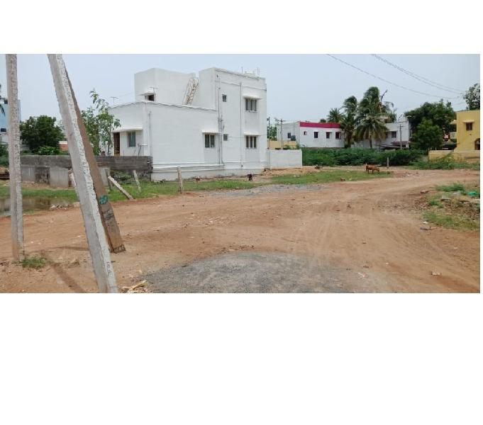Dtcp plot for sale in Thiya sri garden,Edamalai patti pudur