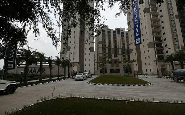 Emaar Gurgaon Greens - Luxury 3 BHK only in 92 Lacs