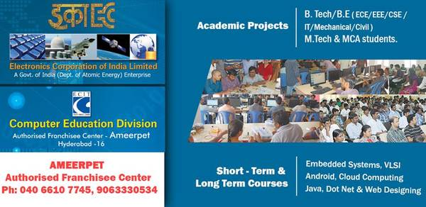 Final Year Dotnet Projects Training in Ameerpet, Hyderabad -