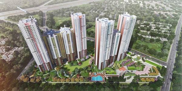 Hero Homes: 2BHK Apartments [ Sq.Ft.] @  Lacs