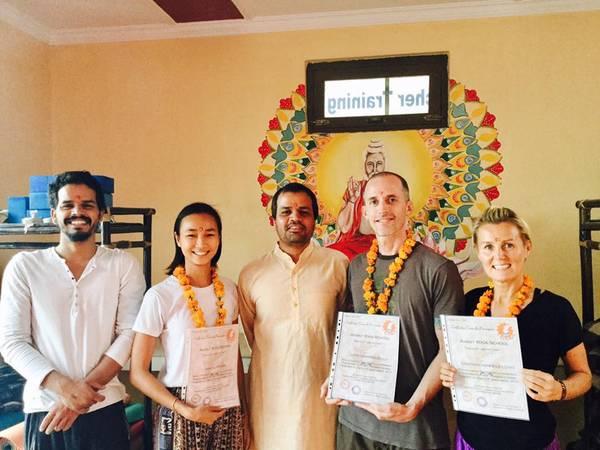 200 Hours Yoga Teacher Training Course In Rishikesh