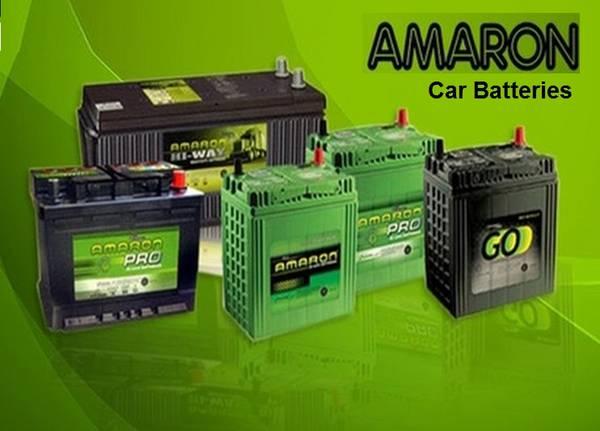 Amaron Car Battery Online in Delhi