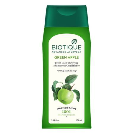 Buy Best Shampoo for Oily Scalp Online in India | Biotique